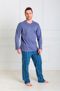 Купить Пижама мужская 000100030 в розницу