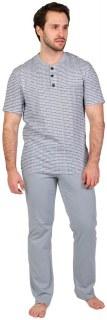 Купить Пижама мужская 000100044 в розницу