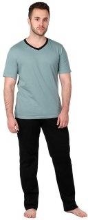 Купить Пижама мужская 000100052 в розницу
