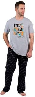 Купить Пижама мужская 000100053 в розницу