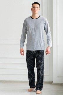 Купить Пижама мужская  000100065 в розницу