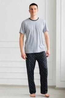 Купить Пижама мужская  000100066 в розницу