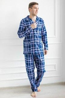 Купить Пижама мужская 000100076 в розницу