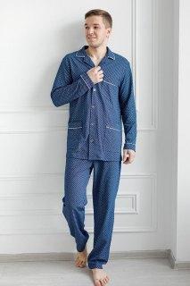 Купить Пижама мужская 000100077 в розницу