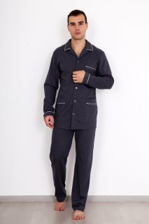 Купить Пижама мужская 000100078 в розницу