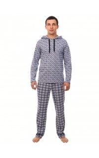 Купить Пижама мужская 000100094 в розницу