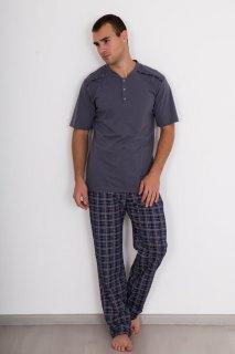 Купить Пижама мужская 000100096 в розницу