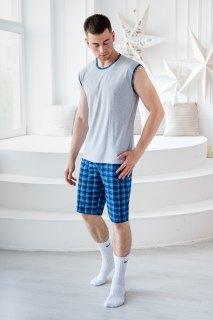 Купить Пижама мужская 000100097 в розницу