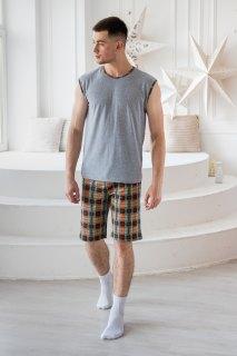 Купить Пижама мужская 000100098 в розницу