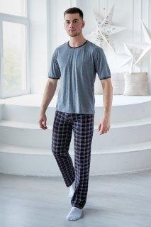 Купить Пижама мужская 000100101 в розницу