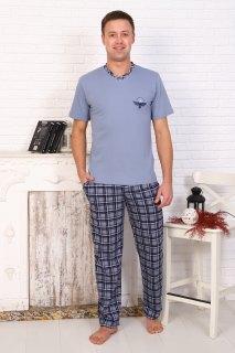 Купить Пижама мужская 000100107 в розницу
