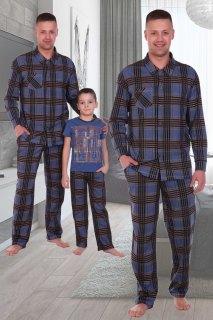 Купить Пижама мужская 000100109 в розницу
