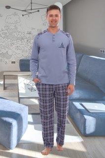 Купить Пижама мужская 000100110 в розницу