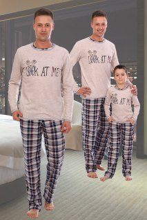 Купить Пижама мужская 000100114 в розницу