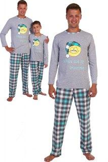 Купить Пижама мужская 000100119 в розницу
