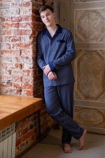 Купить Пижама мужская 000100120 в розницу