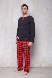 Купить Пижама мужская 000100126 в розницу