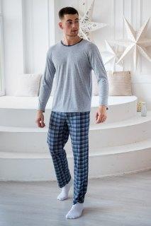 Купить Пижама мужская 000100128 в розницу