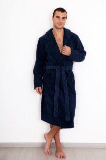 Купить Халат мужской Махровый  001100041 в розницу
