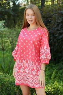 Купить Платье-туника женское 002602291 в розницу