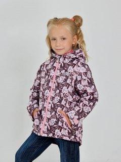Купить Куртка для девочки 004300245 в розницу