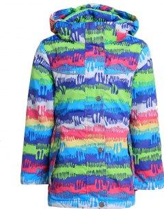 Купить Куртка для девочки 004300247 в розницу