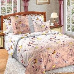 Купить КПБ Бязь 2-спальное с европростыней 006700501 в розницу