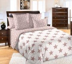 Купить КПБ Перкаль 2-спальное с европростыней 006800182 в розницу