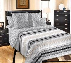 Купить КПБ Перкаль 2-спальное с европростыней 006800186 в розницу