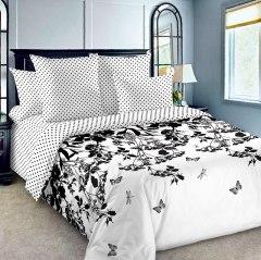 Купить КПБ Перкаль 2-спальное с европростыней 006800190 в розницу