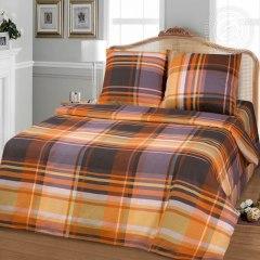 Купить КПБ Бязь 2-спальное с европростынёй 006800194 в розницу