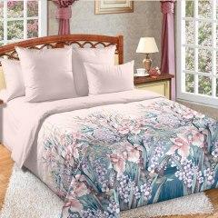 Купить КПБ Перкаль 2-спальное с европростыней 006800195 в розницу