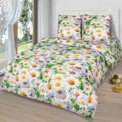 Купить КПБ Бязь 2-спальное с европростыней 006800199 в розницу