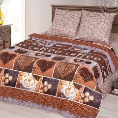 Купить КПБ Бязь 2-спальное с европростыней 006800209 в розницу