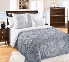 Купить КПБ Перкаль 2-спальное с европростыней 006800221 в розницу
