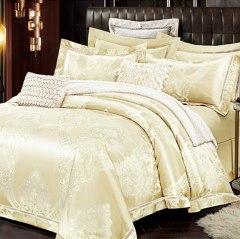 Купить КПБ Сатин Жаккард 2-спальное с европростыней 006800235 в розницу