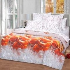 Купить КПБ Сатин 2-спальное с европростыней 006800250 в розницу