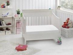 Купить Простынь на резинке в дет. кроватку 007100055 в розницу