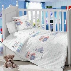 Купить Детское постельное белье - Сатин 007300122 в розницу