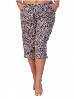 Купить Бриджи женские макси 012500348 в розницу