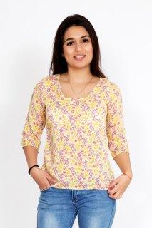 Купить Блуза женская 015100274 в розницу
