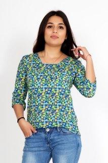Купить Блуза женская 015100275 в розницу