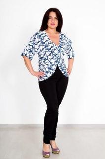 Купить Блуза женская 015100278 в розницу