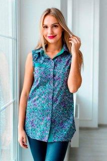 Купить Блузка женская  015300760 в розницу