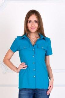 Купить Рубашка женская 015300773 в розницу