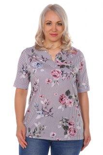 Купить Блузка женская 015300774 в розницу