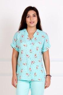 Купить Блуза женская 015300780 в розницу