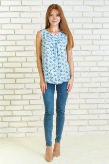 Купить Блуза женская 015300781 в розницу