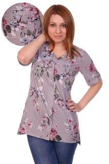 Купить Блузка женская 015300782 в розницу