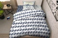 Купить КПБ Поплин 1.5-спальное 022500619 в розницу